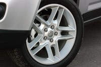2011 Jeep Compass wheel