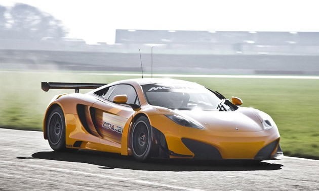 mclaren mp4-12c gt3