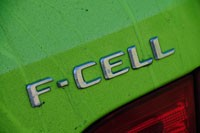 Mercedes-Benz F-Cell badge