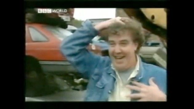 Jeremy Clarkson Old Top Gear Old Top Gear as in This