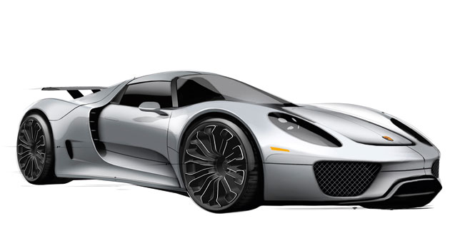 How Porsche dealers will order the 918 Spyder - Autoblog