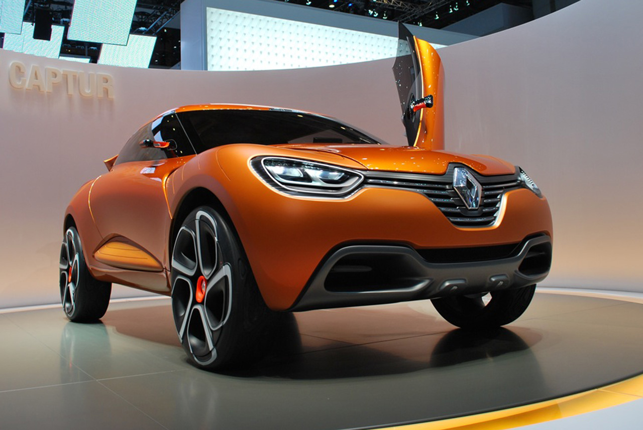 renault captur concept geneva 2011 photo gallery autoblog. Black Bedroom Furniture Sets. Home Design Ideas