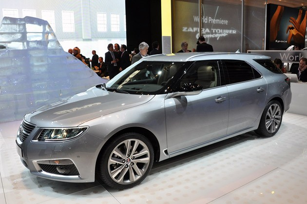 Saab 9-5 SportCombi specs suggested for U.S.