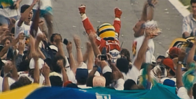 Ayrton Senna documentary film