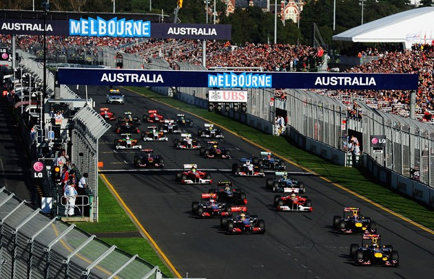 2011 Australian Grand Prix