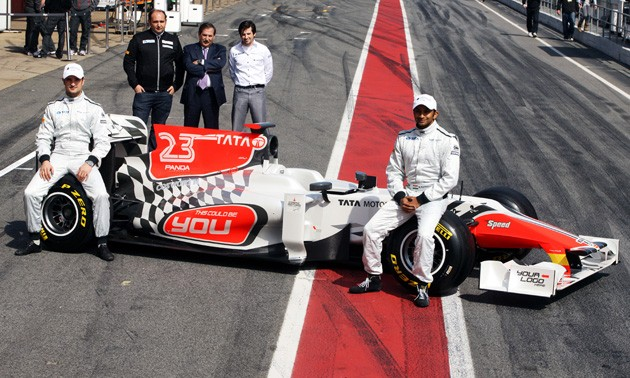 2011 Hispania Racing Team F111