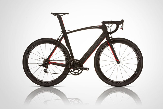 S-Specialized + McLaren Venge bicycle
