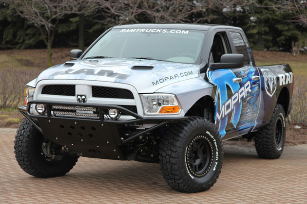 dodge ram runner kit