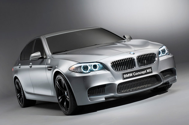 2012 bmw m5 concept