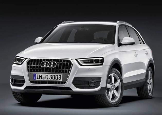 Audi Q3 made Officially Official ahead of Shanghai Motor Show