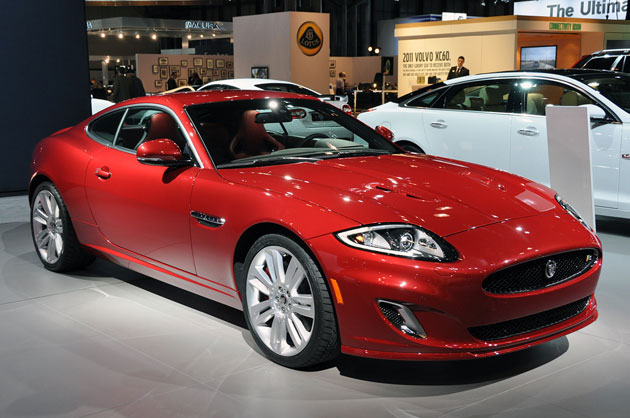 2012 Jaguar XKR