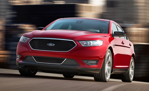 01 2013 Ford Taurus Sho630opt
