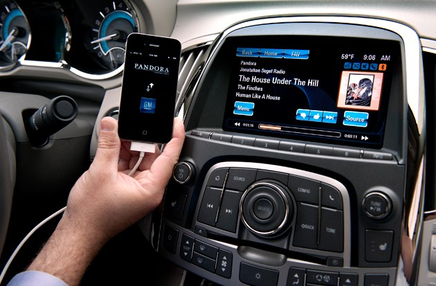 IntelliLink for Buick and GMC