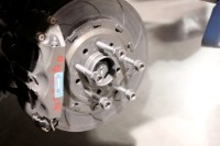Cadillac CTS-V Coupe SCCA race car brakes