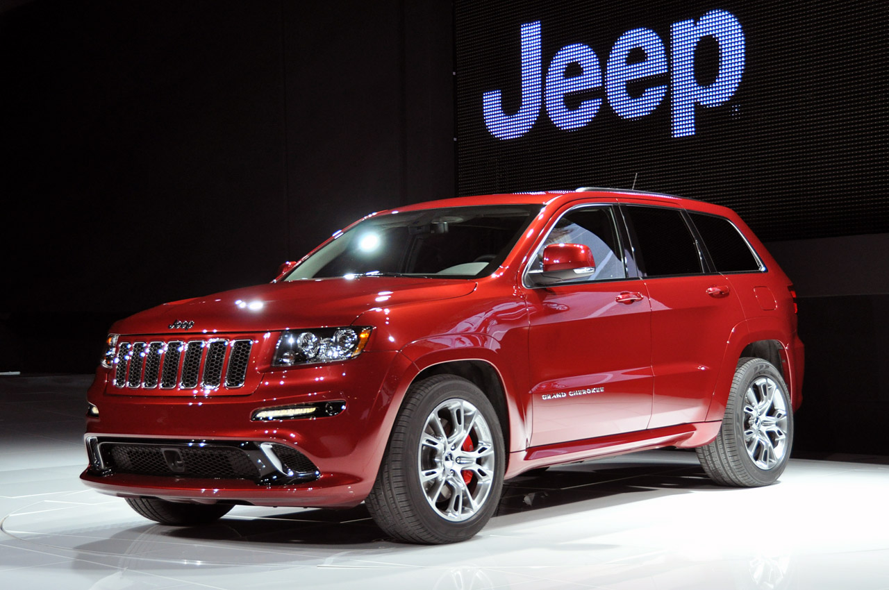 2011 jeep grand cherokee srt8. Cars Review. Best American Auto & Cars Review