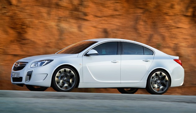 Opel Insignia OPC 'Unlimited'