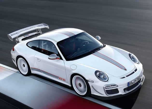 2011 Porsche 911 GT3 RS 4.0