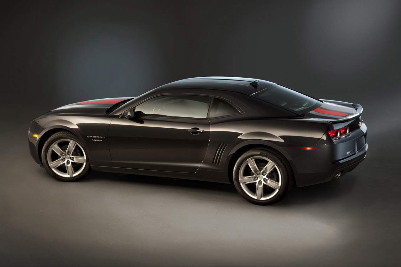 2012 Chevrolet Camaro 45th Anniversary Edition Photo