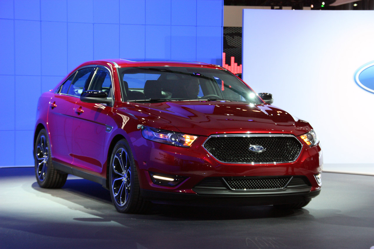 2013 ford taurus sho new york 2011 photo gallery autoblog. Black Bedroom Furniture Sets. Home Design Ideas