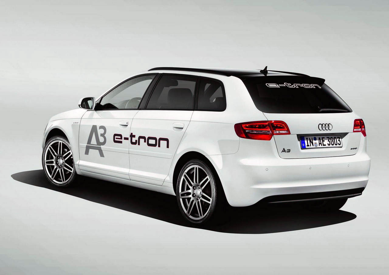 Audi A3 Etron Photo Gallery Autoblog