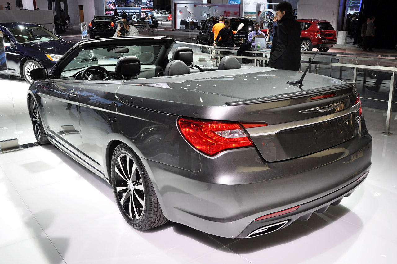 i cabriolet cars chrysler exterior convertible outstanding