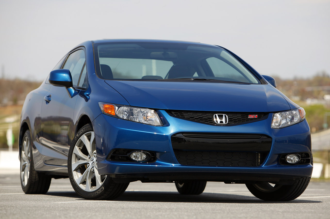 2012 honda civic si first drive photo gallery autoblog. Black Bedroom Furniture Sets. Home Design Ideas