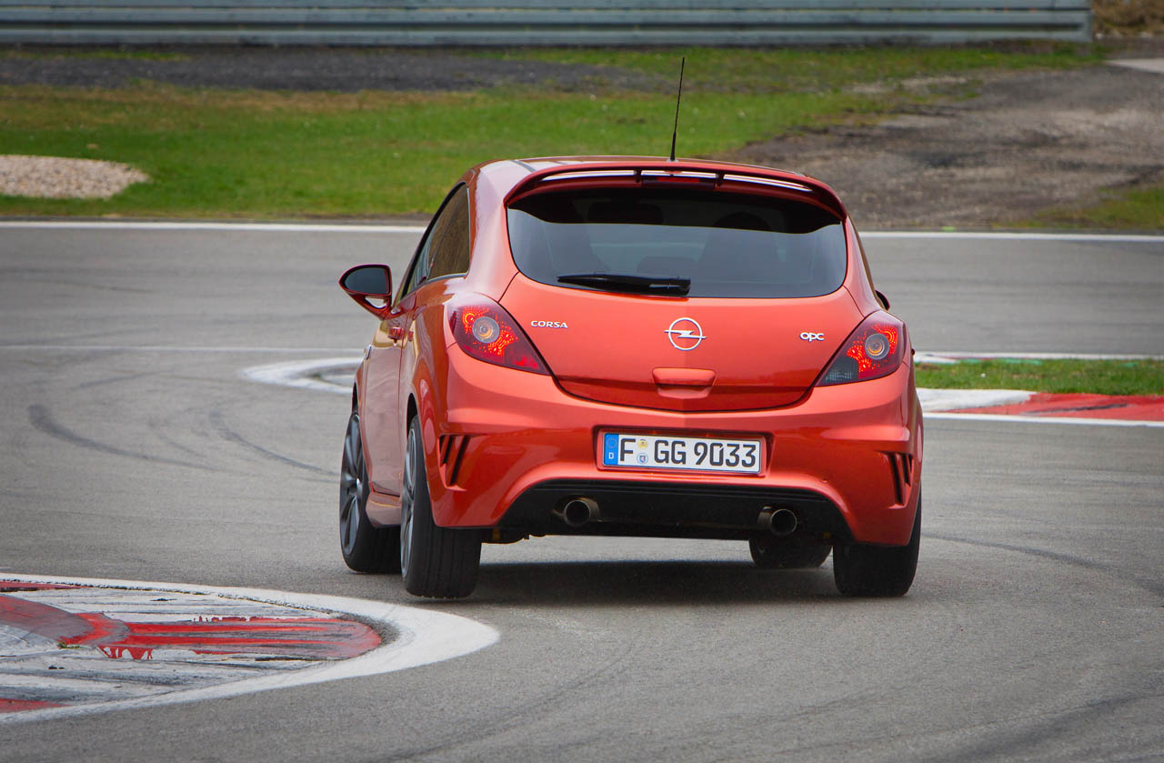 too much want opel corsa opc n rburgring. Black Bedroom Furniture Sets. Home Design Ideas