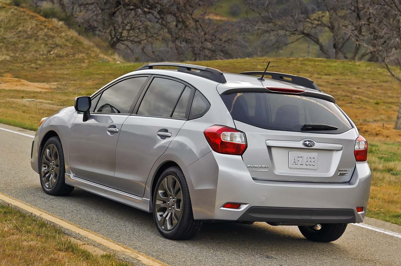 Subaru Certified Pre Owned >> Redesigned 2012 Subaru Impreza retains $17,495* starting price - Autoblog