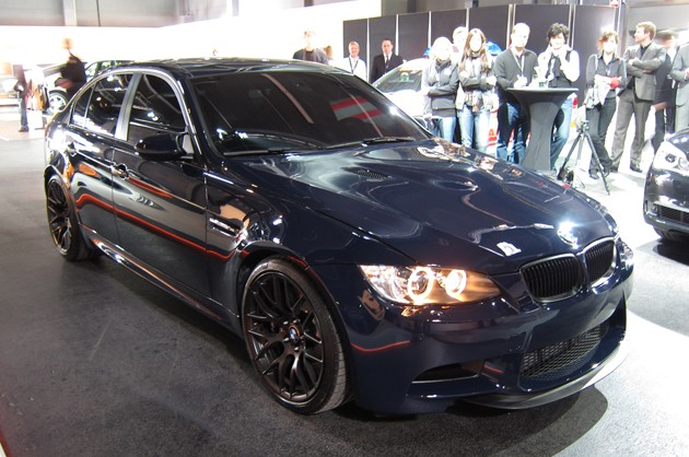 Lightweight BMW M3 Sedan