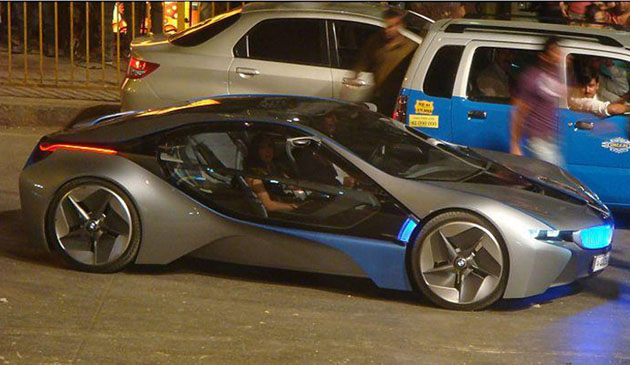 2011 BMW Vision EfficientDynamics 