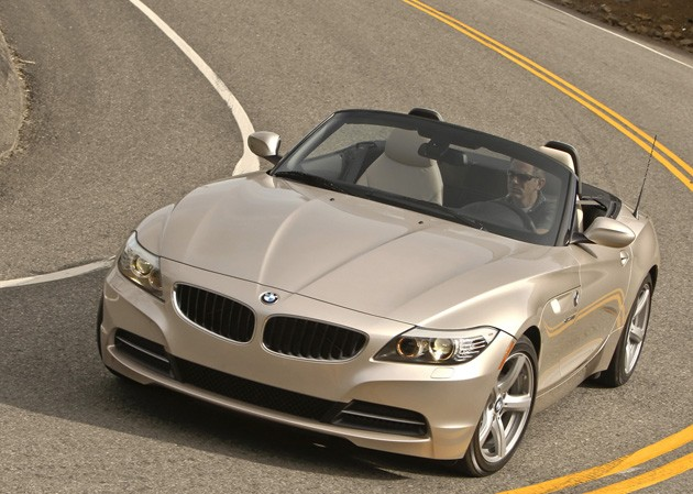 2011 bmw z4