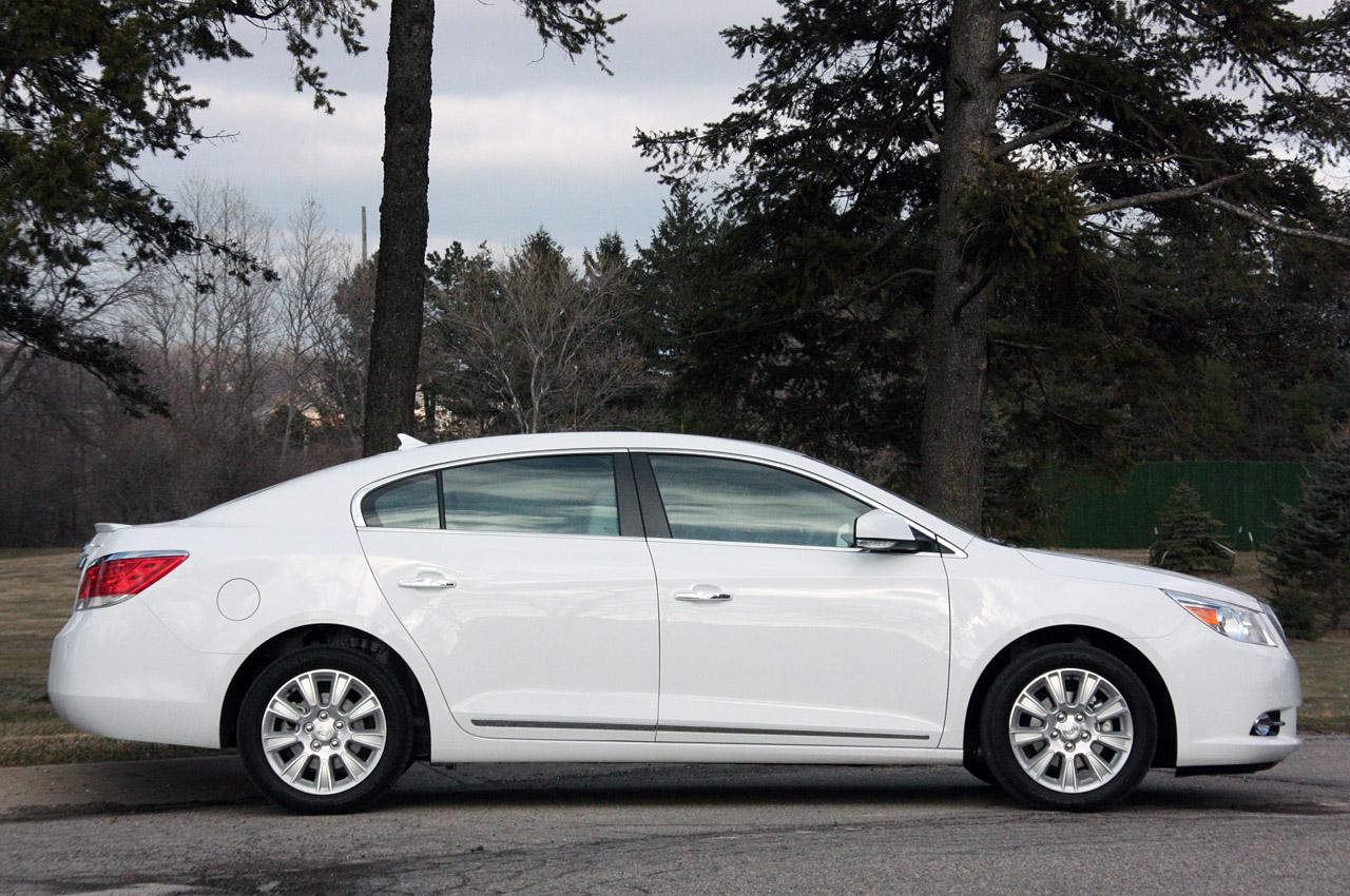 We recently had the chance to drive the 2012 buick lacrosse eassist on the roads near gm s proving grounds in milford michigan and while some hybrid