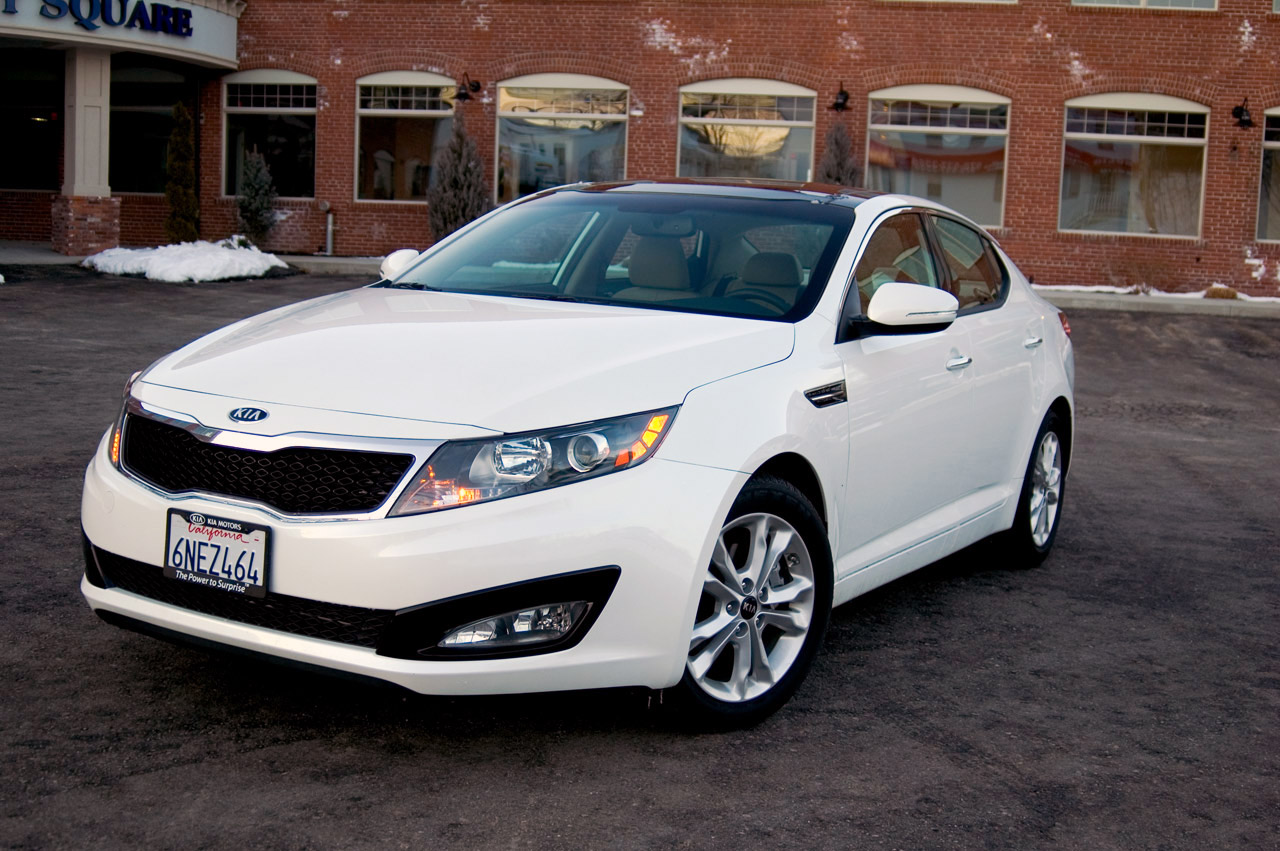 2011 kia optima ex review photo gallery autoblog. Black Bedroom Furniture Sets. Home Design Ideas