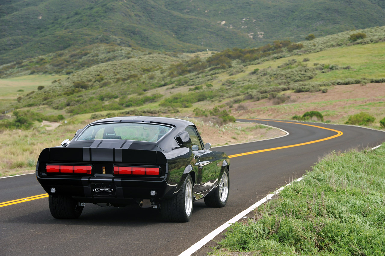 Classic Recreations Shelby GT500CR Venom!