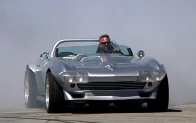 fast five cars pictures. Fast Five 1965 Corvette Grand