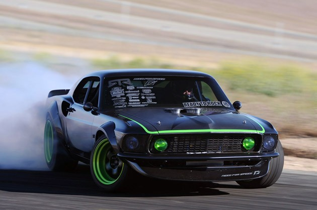 1969 RTR-X Mustang