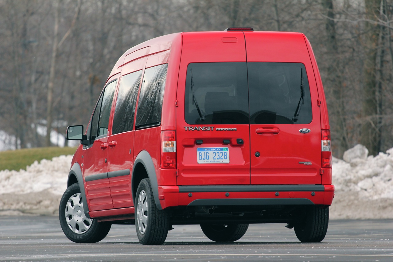 2011 ford transit connect. Cars Review. Best American Auto & Cars Review