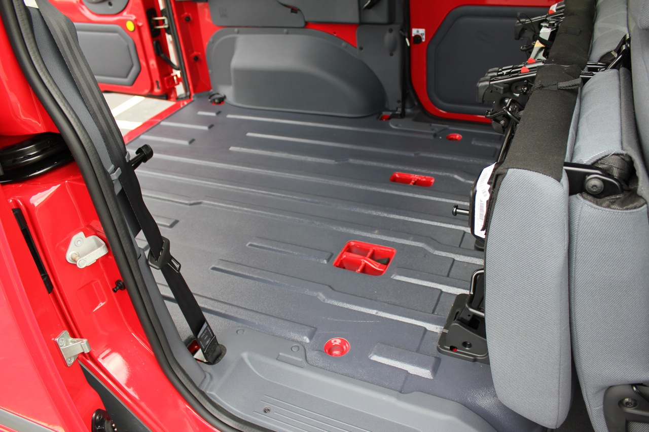 Looked at a ford transit connect today archive honda element owners club forum