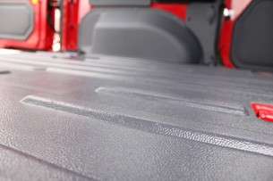 2011 Ford Transit Connect XLT load floor