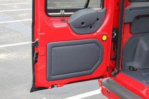 2011 Ford Transit Connect driver's side rear door