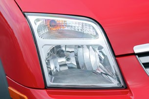 2011 Ford Transit Connect XLT headlight