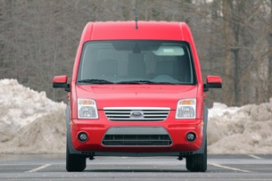 2011 Ford Transit Connect XLT front view