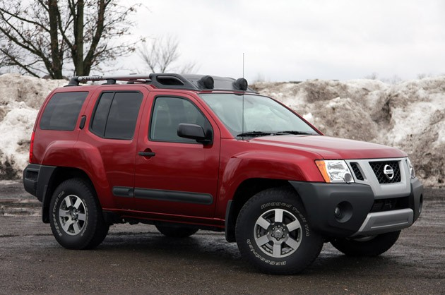 2011 Nissan Xterra Pro-4X