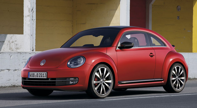 the new vw beetle 2011. 2012 Volkswagen Beetle - Click
