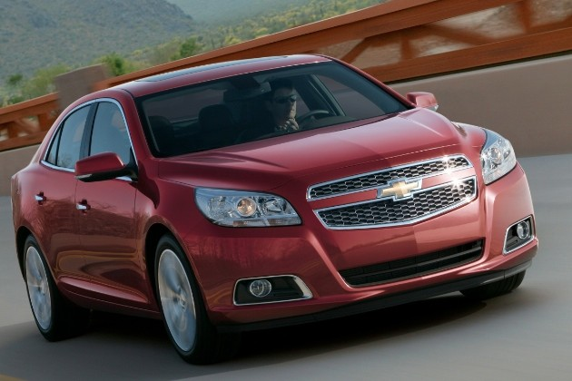 2013 Chevrolet Malibu Large Opt