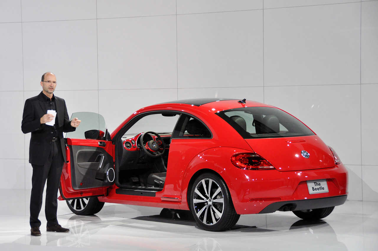 2012 Vw Beetle Live Pictures From New York Nordschleife Autoblahg