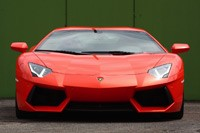 2012 Lamborghini Aventador LP700-4 front