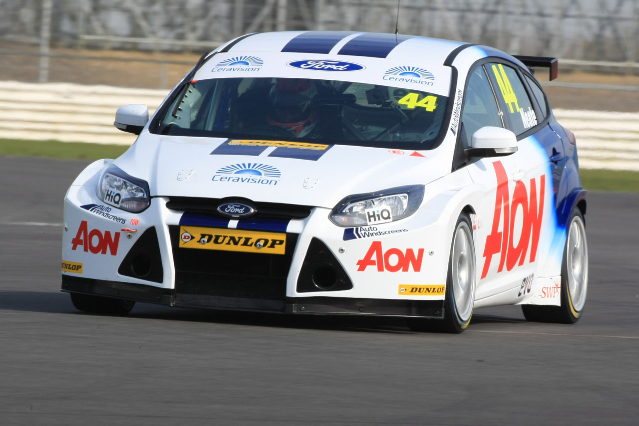 Certified Pre Owned Infiniti >> Ford Focus BTCC race debut Brands Hatch Photo Gallery ...