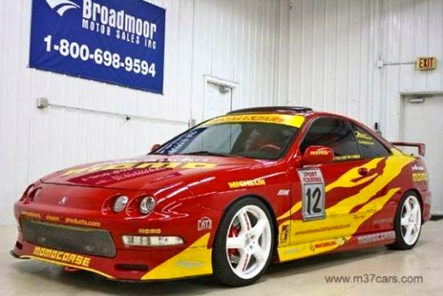 integra likewise fast and - photo #37