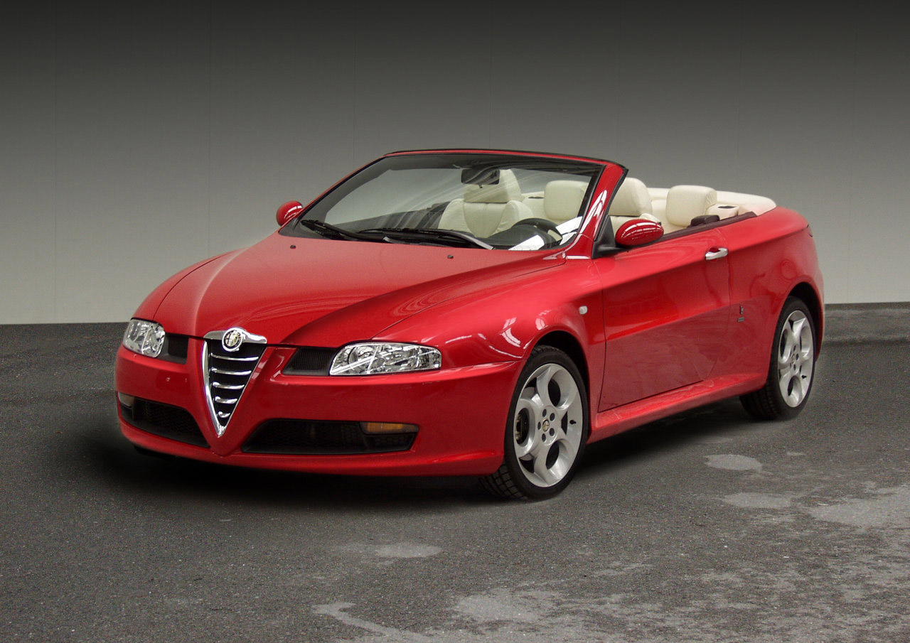 alfa romeo gt cabriolet carzone news. Black Bedroom Furniture Sets. Home Design Ideas